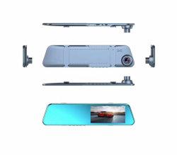 HD 1080p Touch Car DVR Rearview Mirror Sprint カメラビデオ ドライブレコーダースピードメーターアンチセフトセキュリティーストリーミングメディア再生