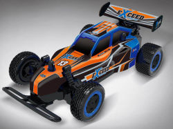 Nuova automobile ad alta velocità 12km/H H1087049 del giocattolo del giocattolo 2.4G RC dell'automobile di 1:20 RC di versione