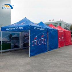 3x3m personnalisée tente de pliage pour la publicité de l'auvent extérieur