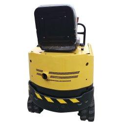 ドバイのリモート・コントロール使用された幼虫の小型掘削機装置