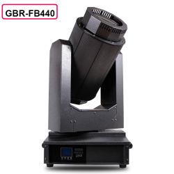 Gbr la iluminación de alta potencia 440W Cielo Sharpy impermeable al aire libre movimiento de haz de luz de la cabeza