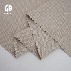 Cupro Polyester-Gewebe mit Spandex-Ebene gefärbtem Gewebe für Gewebe