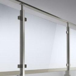 OEM / ODM Balustrade pont en acier inoxydable d'usine de l'escalier de verre avec ce câble balustrade rambarde