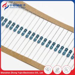 1W 2W 3W 5W Precision Metal Film Resistor Electronic Component