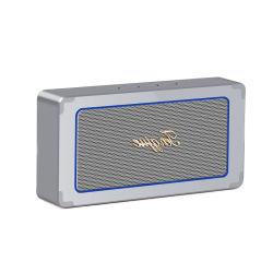 10W Haut-parleur Bluetooth sans fil portable Radio FM stéréo USB de plein air