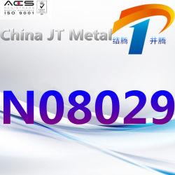 Uns Nickel-Base N08029 Plaque du tuyau de la barre d'alliage, fabriqués en Chine