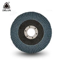 125mm Zircónia Abrasivos Disco de óxido de alumínio para polimento