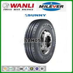 Wanli / Milever / soleado de acero de maestro de neumáticos neumáticos Reifen 8r22.5 9r22.5 10r22.5 LTR HSA05 Mini-Bus Neumáticos Neumáticos la pirólisis de neumáticos para camiones Manufactureres TBR