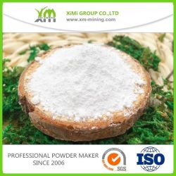 El material original de plástico de carbonato de calcio Natural de CaCO3