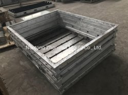 1200X1000mm de Kamer van de Stoom van de Legering van het Aluminium voor EPS Vorm
