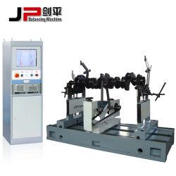 크랭크축, 샤프트 및 Ects (PHQ-160)를 위한 균형을 잡는 기계에 의하여 이용되는 균형