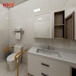 Casa di cura superfici solide superfici da bagno con sottosopra Sink