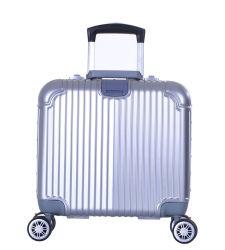 """L'ABS + PC Ordinateur portable 16"""", de bonne qualité de bagages profilé en aluminium valise (XHAF065)"""
