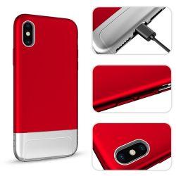 Elegante cubierta posterior del teléfono móvil para iPhone Xs Max, accesorios de telefonía móvil