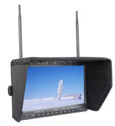 """Double canal 5.8GHz 32 10.1 """" Récepteur de diversité LCD"""