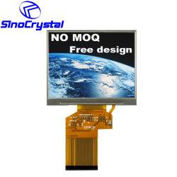 Sunlight 3,5 Zoll 320X240 TFT 24bit Kamera Monitor Hx8238 Touch LCD-Bildschirm-Anzeigemodul