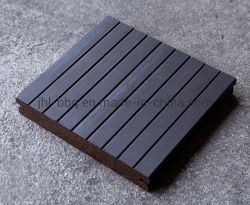 防食剤および湿気抵抗の耐久財および炎の証拠が付いている炭化された重いタケ床のタケ合板及び環境への防火効力のある環境に優しい