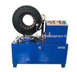 Dx150 Ferramenta de Crimpagem de mangueira para venda máquina de travamento do tubo de alta pressão