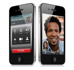 Telemóvel desbloqueado original de 3,5 polegadas Telefone ios 4 4s 8g 16GB remodelado telemóveis