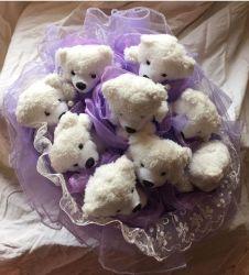 Wunderschönes, Weiches Toy-Bouquet für Geschenke