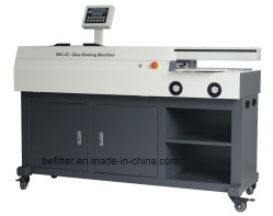 S60C-A3 Bindende Machine van de Lijm van het Boek van het Document van kantoorbenodigdheden de Perfecte