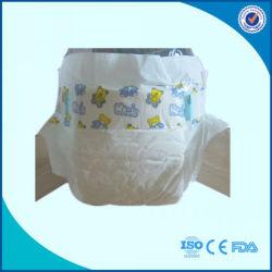 Super Absorption Softcare Bébé Couches jetables biodégradables couches pour bébés de la FDA