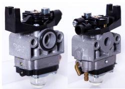 El recortador de pulverizador de desbrozadoras\\\Soplante HONDA GX25 con carburador de diafragma