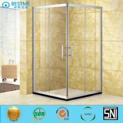 Квадратные санитарных продовольственный душ в ванной комнате корпуса (BL - син-L0033-C)