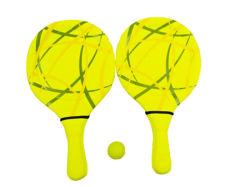 Tennis stabilito su ordinazione della spiaggia della racchetta di tennis della spiaggia della pala del neoprene