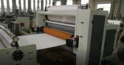 Тисненые кухонное полотенце производства перематыватель с ламинированием и печать