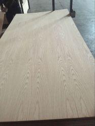 México El roble rojo Natural de grado/nogal/Beech/Chapa de madera contrachapada de ceniza de fantasía de 4,8 mm 12mm 15mm