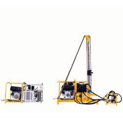 A máquina de perfuração para o Hard Rock