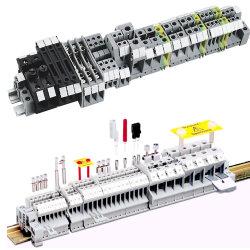 Moule en plastique de précision Maker pour les connecteurs de surmoulage d'injection automatique électronique