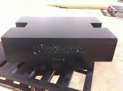 M1 класса 500 кг чугунные проверки калибровки вес МОЗМ