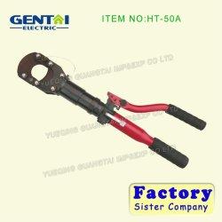 Ht-50una cortadora de cable hidráulico integrado