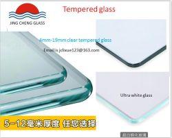 Forstedか反射またはWindowsおよびドアのためのカラーまたは強くされるか、または緩和されたガラス