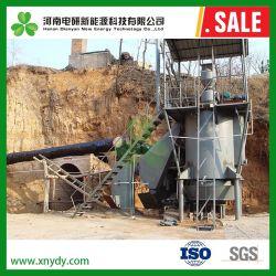 플라스마 Gasification Coal Mixed&#160를 생성하는 기화 에이전트로 용도 공기와 수증기; 가스 발전기