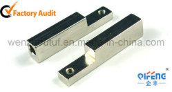 La norme ISO 9001 Laiton le connecteur électrique du connecteur du câble du connecteur de câblage