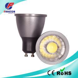 LEDのスポットライトGU10 3W 5W 7Wの穂軸110-240V