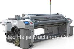 Haijia 4010の高品質の二重ノズルの織物機械