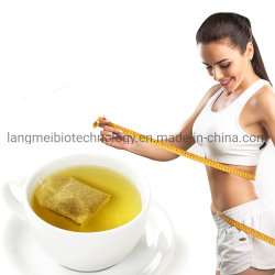 Etiqueta Privada Chá Adelgaçante Ervas rápida perda de peso chá