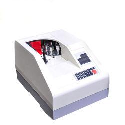 Escritorio de alta calidad paquete vacío Contador de la moneda, dinero, la agrupación de la máquina, el contador de billetes de vacío de escritorio
