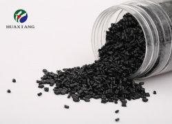 Hoja de plástico extrusión PP PS negro de carbono Masterbatch Proveedor