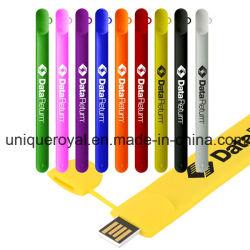 Hotselling dünnes USB-Klaps-Armband
