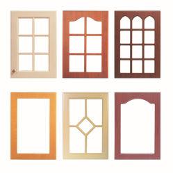 Мембрана ПВХ термо- сетку кухни из стекла двери распределительного шкафа