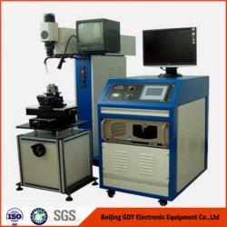 2500W soldadora láser de fibra de láser utilizado para la venta de tubos de rectángulo de 4 mm.