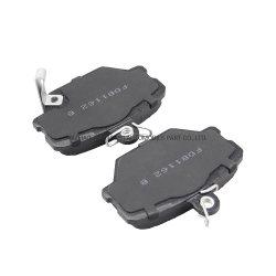 Fdb1162 Alquiler de piezas de freno pastillas de freno delantero Semi-Metallic Premium para Smart Fortwo Electric Drive