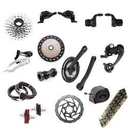 MTB Bicicleta Cassette Accesorios Piezas de bicicleta eléctrica