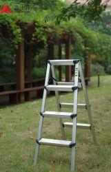 3 шагов алюминия пилы лошадь лестницы