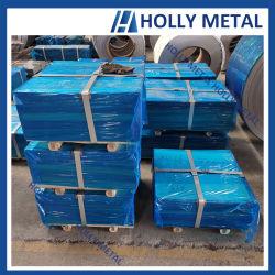 Tôles en acier inoxydable laminés à froid/plaque avec l'épaisseur 0,15 - 0,3 mm